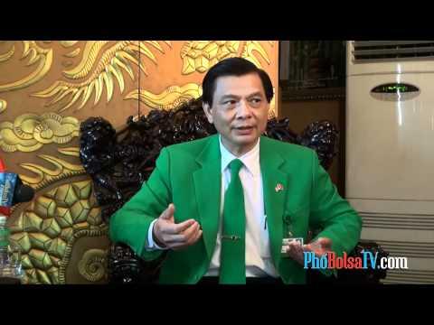 Tiếp chuyện với doanh gia Hồ Huy, tổng giám đốc công ty Mai Linh Group - phần 2