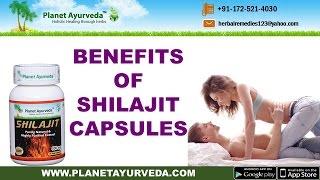 Shilajit Capsules - Top 9 Health Benefits | Shilajit for Longevity | Best Herbal Remedy
