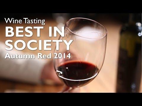 WINE TASTING | Bird In Hand: Best In Society Autumn Red 2014