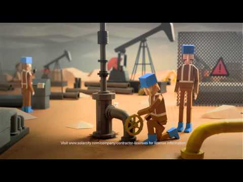SolarCity: Gas