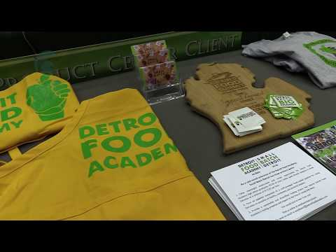 Detroit Food Academy and Michigan State University