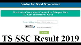 bse.telangana.gov.in Result 2019 TS SSC Result 2019 Telangana Board