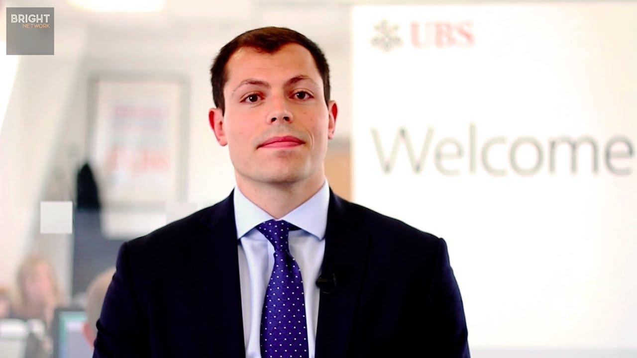 An interview with Stefan Rowell - Head of Graduate Learning & Development  EMEA, UBS