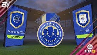 NEW GUARANTEED TOTS SBC! INSANE COMMUNITY PULL! | FIFA 18 ULTIMATE TEAM