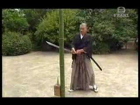 Great Tameshigiri By Ueki Sensei  | Legendary Budo Masters