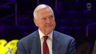 Jerry West Reflects On Kobe Bryant's Legacy