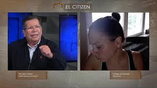 El DGCIM le robo la casa a la hija de Mitzy  #ElCitizen EL CITIZEN EVTV 08/14/2020 SEG 8