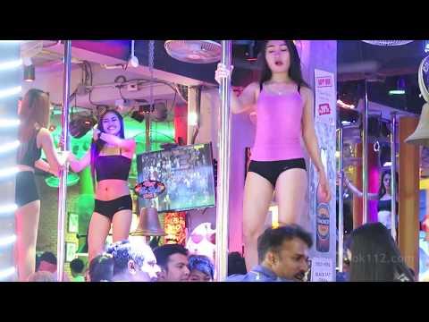 Patong Nightlife, Phuket - Vlog 216