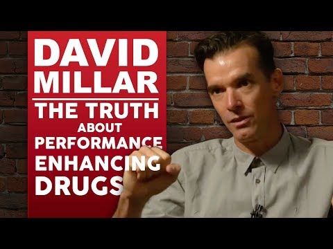 DAVID MILLAR - THE TRUTH ABOUT PERFORMANCE ENHANCING DRUGS - Part 1/2 | London Real
