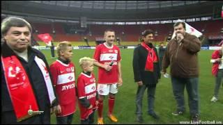 видео Андрей Тихонов: футболист, спортивная карьера