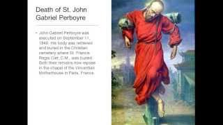 St John Gabriel Perboyre