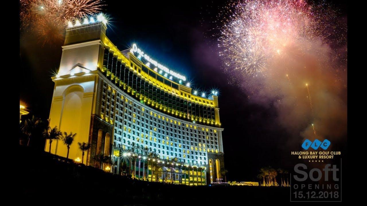 Film Grand Opening FLC Halong Bay Golf Club & Luxury Resort