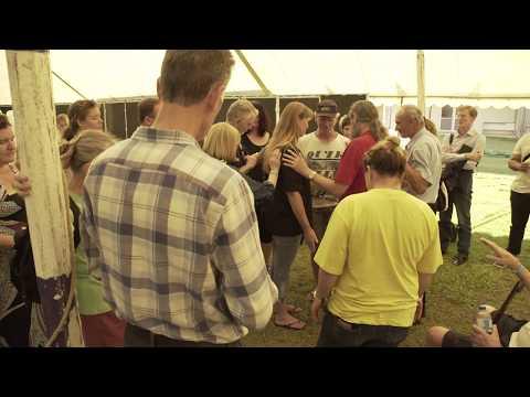 Closing prayer in Tent of Hope - REFF 2017