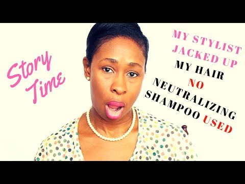 Story Time: My Hairdresser Horror Story | I don't trust my Hairdresser/Hairstylist