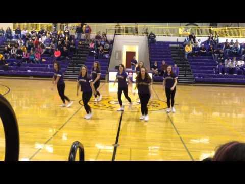 Serena High School Senior Dance 2014
