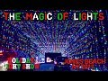 MAGIC OF LIGHTS - HOLIDAY LIGHT SHOW - JONES BEACH NY 2017 - VLOG S1E1