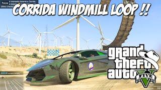 GTA 5 Online (PC) - Corrida Ultra Windmill Loop: Que vença o bomzão