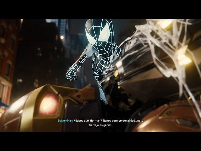 SPIDERMAN - ATRAPANDO A  SHOCKER | Gameplay en Español Latino #4 | PS4 GAMEPLAY