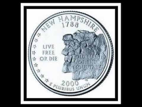 USA State Coins-50 States Quarters Video