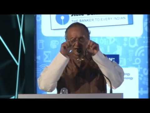 Dr. Amit Mitra, Minister, Department of West Bengal, Speaking @ INFOCOM 2015 Calcutta