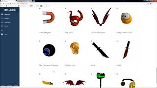 Labor Day Sale Leaks on ROBLOX! *TOP HAT? FIRE SKULL?*