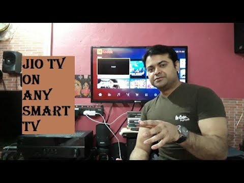 How To Install Jio Tv App In Any Android Smart Tv