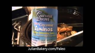 Paleo Slow Cooked Chicken & Paleo Bread Recipe
