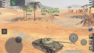 World of Tanks Blitz - Imperium countdowns #2 (Obj. 140 gameplay)