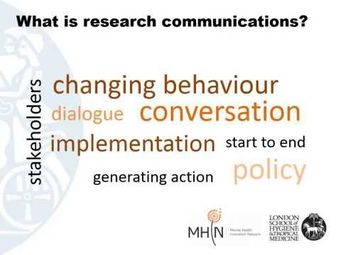 Introducing The Global Mental Health Communications Toolkit