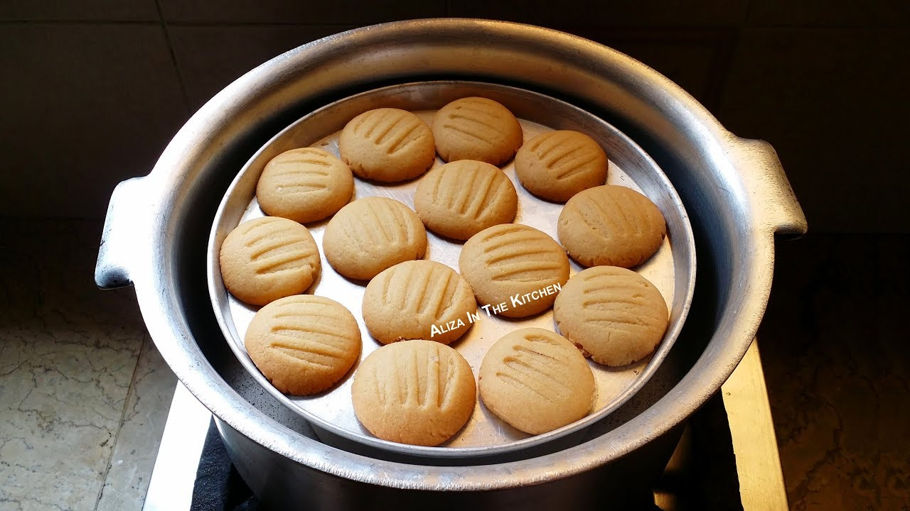 Biscuit Recipe Without Oven Biscuit Recipe Cookies Recipe Without Oven Aliza In The Kitchen Youtube