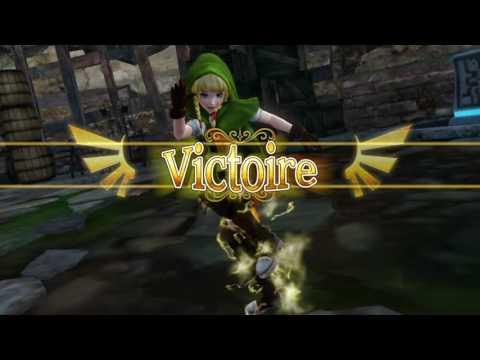 Let's Play Hyrule Warriors [Coop] Extra 22 : Combattantes de rêves
