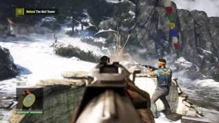 Far Cry 4 - R9 380   i7 4790k (Ultra 60+ FPS)