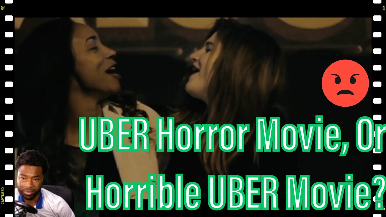 UBER Horror Movie Reactions