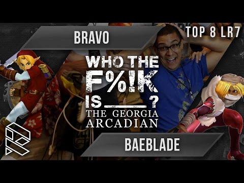 GA Arcadian - Losers R7 - Bravo (Link) vs Baeblade (Sheik)
