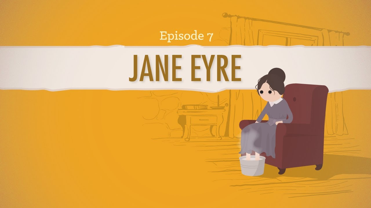 literary devices in jane eyre
