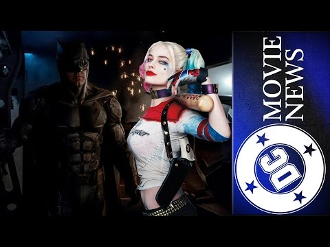 Batman's New Armor, Margot Robbie Producing Quinn Movie and More! | DC Movie News
