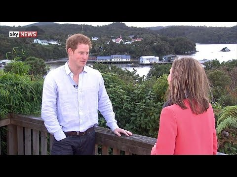 Prince Harry On Love, Life And The Army