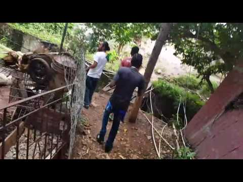 The Journey in Jamaica Video Part 1 Duhaney Park, Kingston Jamaica