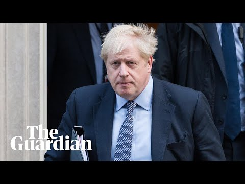 Boris Johnson's Brexit deal is discussed in house of commons – watch live