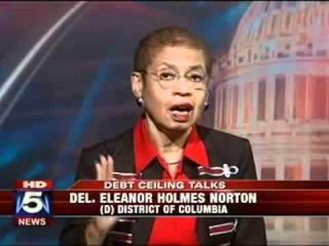 Download Congresswoman Norton on FOX 5 - FAA Workers