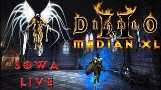 🔥🔥 Diablo 2 - Median XL Sigma - Polski strumyk - Paladyn / ShadowDin - Lecimy z tym modem 🔥🔥