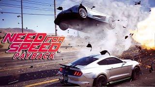 Need for Speed: Payback - Гоночный СТРИМ PROfessional #3