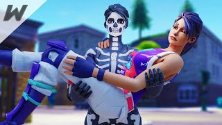 CARRYING MY FAVORITE PERSON | HIGH KILL FUNNY GAME - (Fortnite Battle Royale)
