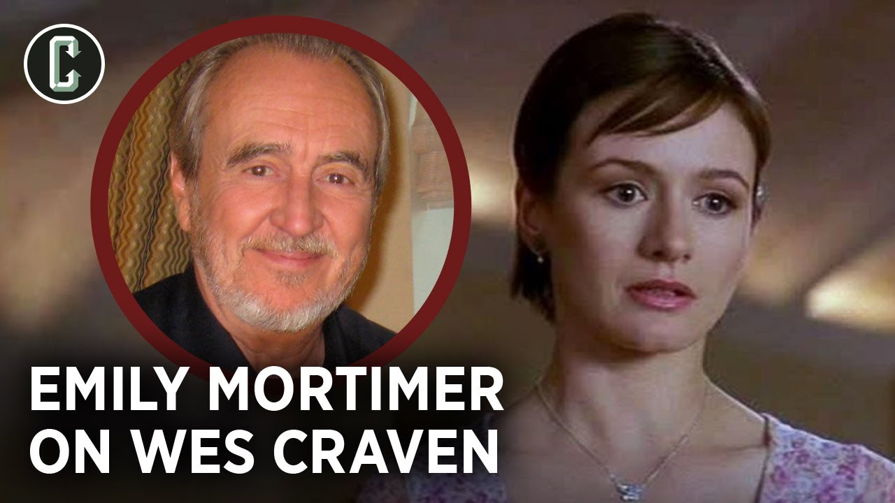How Scream 3 and Wes Craven Helped Pave the Way for Emily Mortimer
