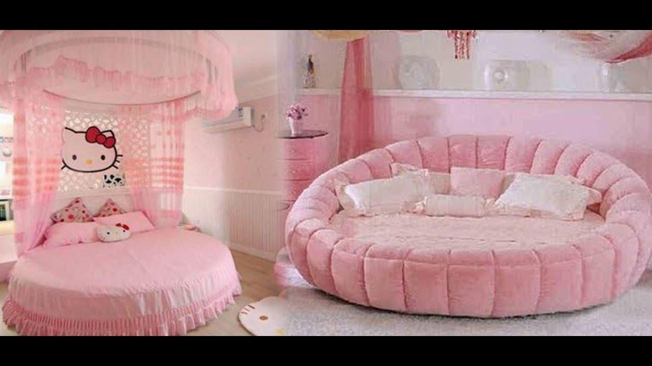 Okrągłe łóżka Dla Dzieci Circle Round Beds For Kids