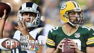 NFL Week 8: Keys to each game I Pro Football Talk I NBC Sports