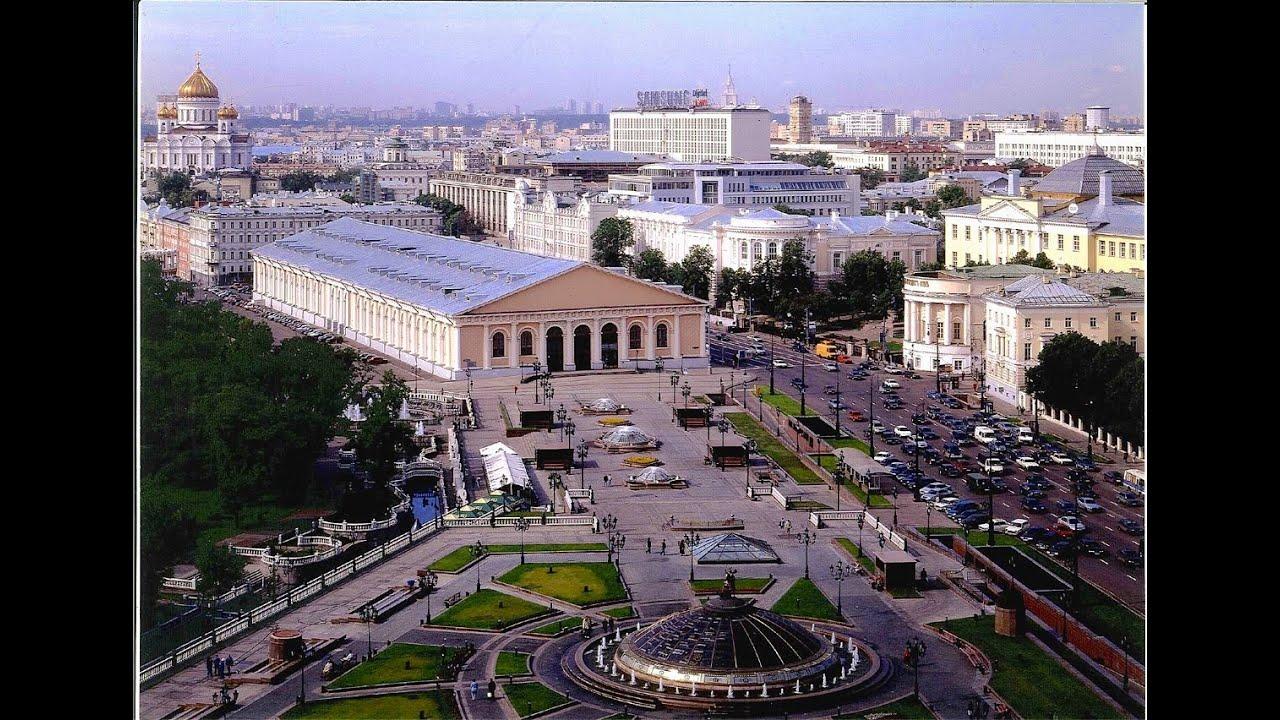 ТЦ «Охотный ряд» на Охотном ряду - Карта метро Москвы