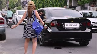 GOLD DIGGER PRANK INDIA | GONE RIGHT |  First time in Punjab 2017 | Pranks in India