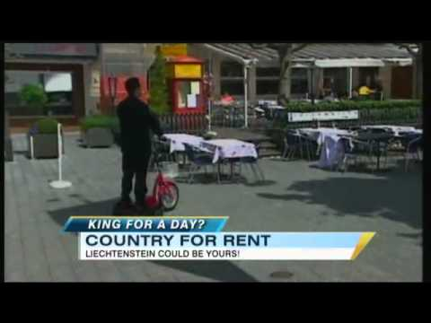 Liechtenstein, A Small Nation For Rent