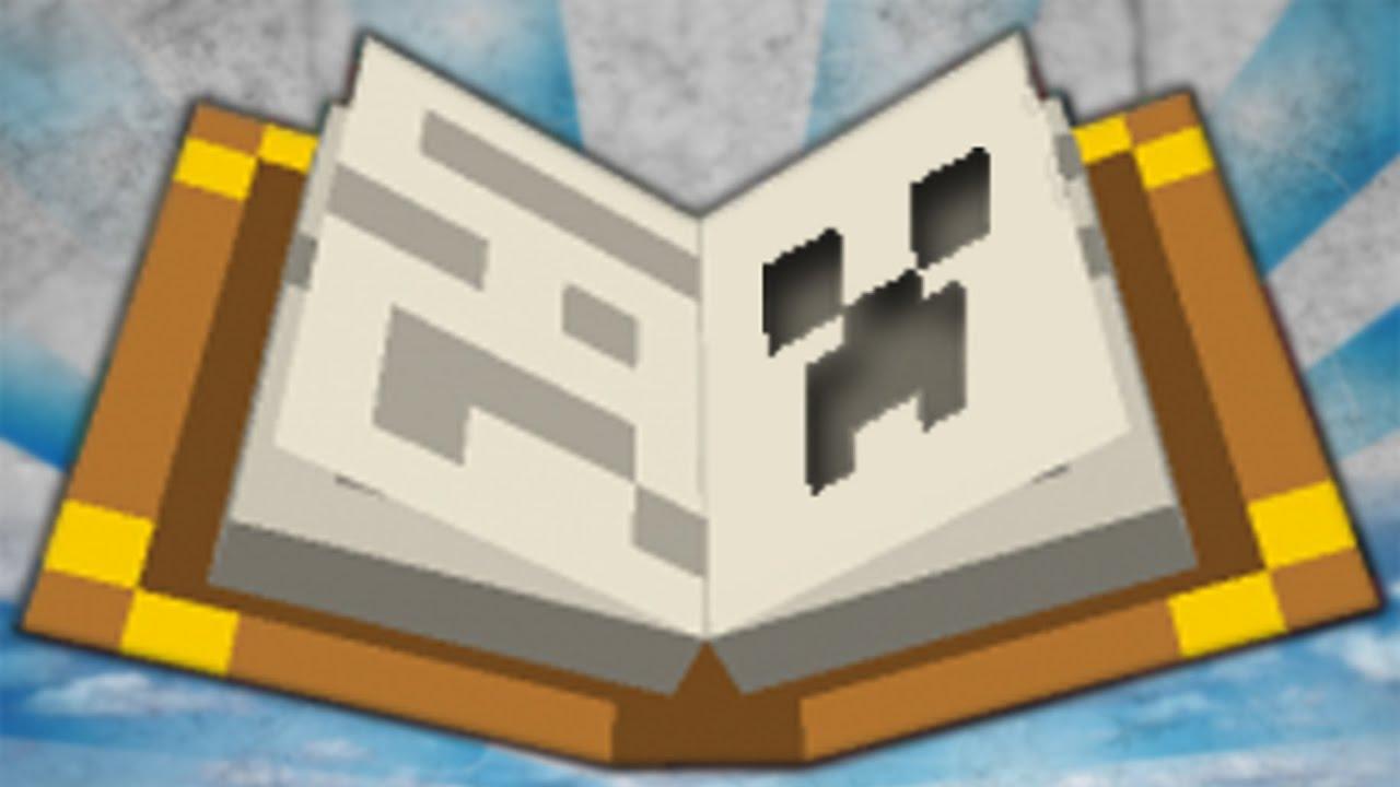 Minecraft - 1.8 Book Hack (Force OP) - WiZARD HAX | Doovi